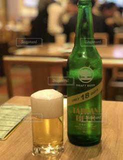 1人,旅行,グラス,ビール,乾杯,ドリンク,1人旅
