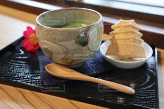 松江城モナカかわいすぎわろたの写真・画像素材[2974571]