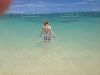 ハワイのビーチの写真・画像素材[2545605]