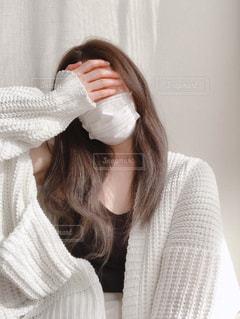 風邪の写真・画像素材[2703639]