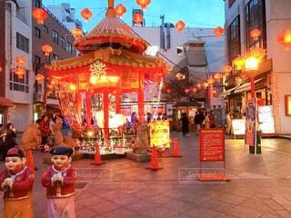 南京町の写真・画像素材[2716343]