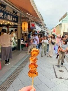 食べ物,観光地,手持ち,人物,食べる,ポートレート,美味しい,江ノ島,食べ歩き,ライフスタイル,神奈川県,手元,インスタ,インスタ映え