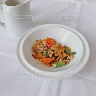 食べ物,食事,朝食,屋内,フード,皿,シリアル,食器,カップ,朝,ホテル,朝ごはん,モーニング,ファストフード,飲食,ホテルモーニング