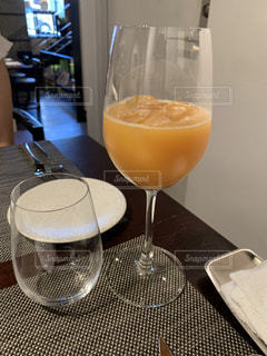 ジュース,グラス,乾杯,ドリンク
