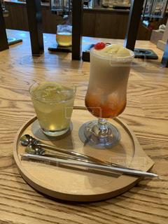 ジュース,グラス,お茶,乾杯,ドリンク,フロート
