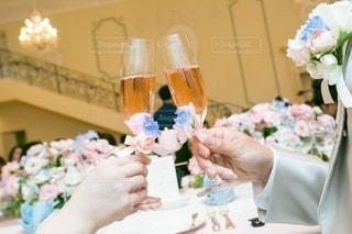 結婚式,グラス,ウエディング,wedding,乾杯,ドリンク,シャンパン,ロゼ