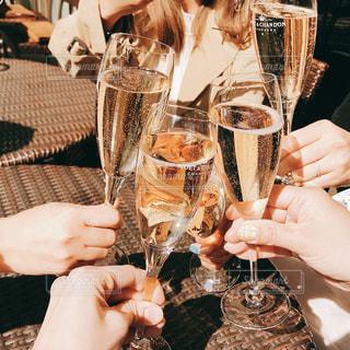 ランチ,ワイン,グラス,乾杯,ドリンク,女子会,スパークリングワイン,ママ会,昼から贅沢