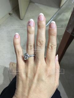 携結婚式にむけての写真・画像素材[3058258]