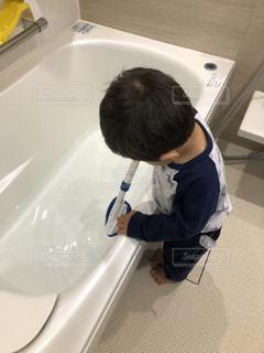 お風呂掃除の写真・画像素材[3115415]