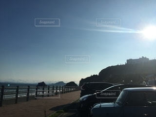 田原の海岸の写真・画像素材[2640157]