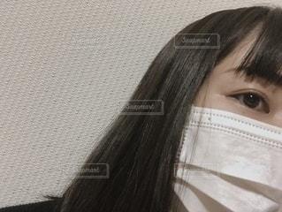 毎日花粉対策の写真・画像素材[2665039]