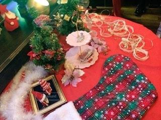 クリスマスツリーの写真・画像素材[2735221]