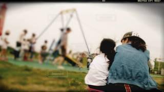 仲良し姉妹の写真・画像素材[2554060]