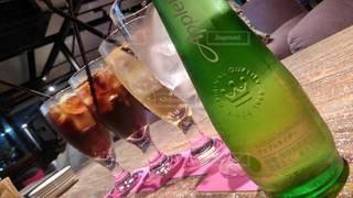 ワイン,ボトル,グラス,ビール,乾杯,ドリンク,アルコール,テキスト,ソフトド リンク
