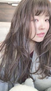 髪の写真・画像素材[2538152]