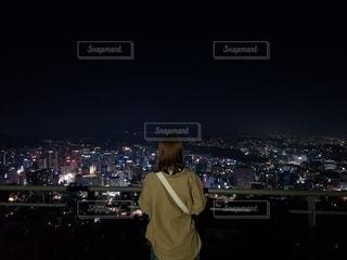 ソウルタワーの写真・画像素材[2719045]