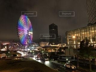 夜景の写真・画像素材[2629291]