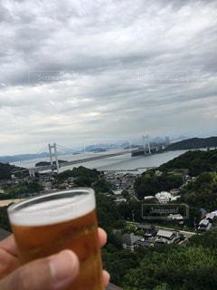 瀬戸大橋に乾杯の写真・画像素材[2614586]