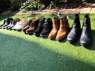 革靴集合の写真・画像素材[2680729]