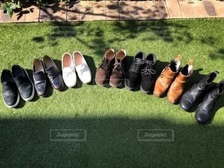 革靴集合の写真・画像素材[2680731]