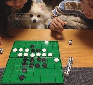 オセロゲームの写真・画像素材[2735726]