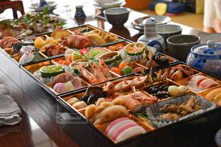 色鮮やかなおせち料理の写真・画像素材[2878751]
