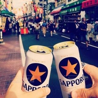 グラス,ビール,乾杯,ドリンク,食べ歩き