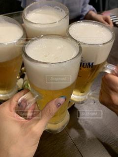 楽しい,グラス,乾杯,飲み会,ドリンク,生ビール