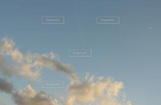 自然,風景,空,屋外,雲,月