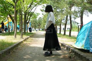 公園の写真・画像素材[3120349]