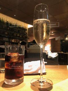 景色,グラス,ホテル,乾杯,ドリンク,シャンパン