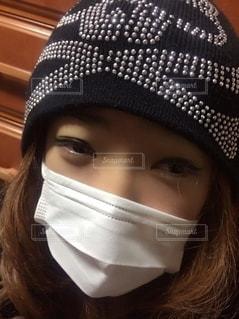 マスク男子の写真・画像素材[2664029]