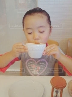 はじめての紅茶。の写真・画像素材[2639217]