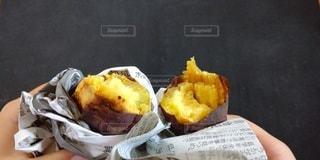 焼き芋~シルクスイートの写真・画像素材[2679909]