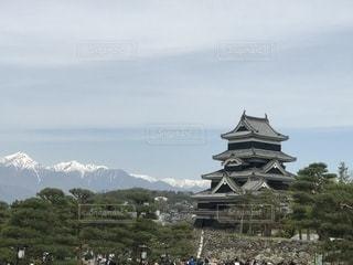 松本城の写真・画像素材[2794554]