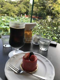 鎌倉のカフェでの写真・画像素材[2890946]