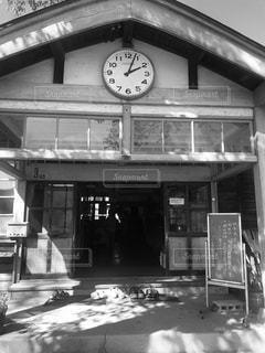 旧上岡小学校の写真・画像素材[2911375]