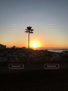 風景,空,屋外,太陽,光,朝,日の出,初日の出