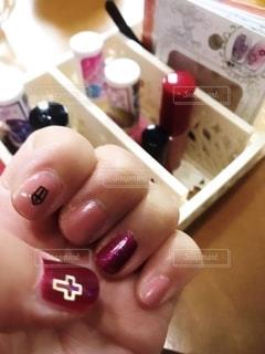 ネイル,ピンク,手,オシャレ,美容,爪,コスメ,化粧品,マニキュア