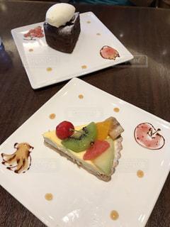 食べるの もったいな〜い🥰の写真・画像素材[2740494]