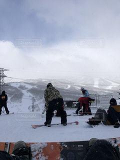 風景,アウトドア,空,スポーツ,雪,雪山,山,人物,人,スキー,スノボ,ゲレンデ,レジャー,スキー場,スノーボード,スノーボーダー