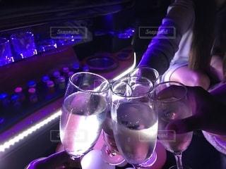 オシャレ,グラス,お祝い,乾杯,ドリンク,シャンパン,リムジン