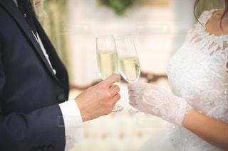 結婚式,夫婦,グラス,幸せ,乾杯,披露宴,ドリンク,シャンパン,おめでとう,ウェディング,祝杯