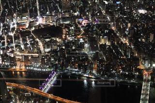 東京の夜の写真・画像素材[2729820]