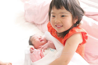 姉妹愛の写真・画像素材[2793882]