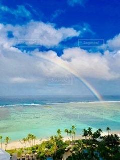 虹の写真・画像素材[2552701]