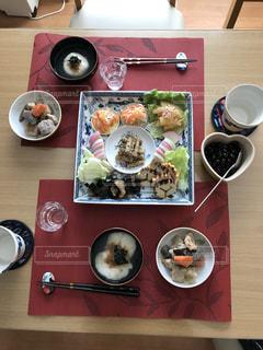 令和2年おせち料理の写真・画像素材[2874424]