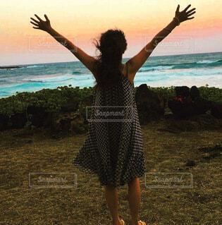 自然,海,空,屋外,湖,太陽,朝日,綺麗,幻想的,キラキラ,旅行,正月,祈り,お正月,日の出,新年,賀正,初日の出,amazing,クラウド