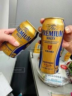 友だち,2人,二人組,ビール,乾杯,ドリンク,いつもの,旅後