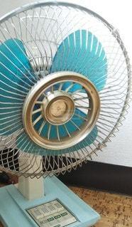 昭和レトロな扇風機❗️の写真・画像素材[3447123]